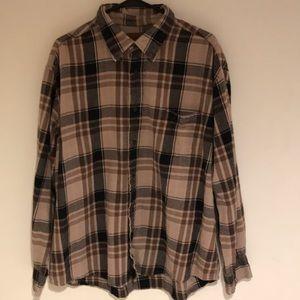 Vintage St. John Bay Flannel